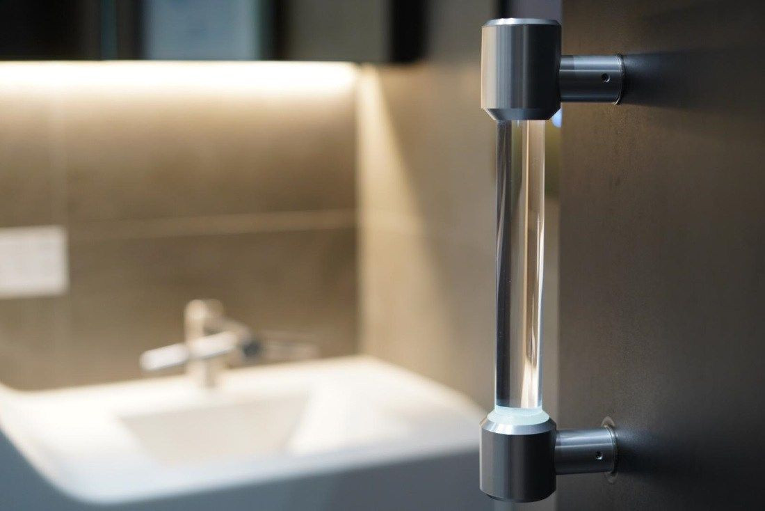 Gagang Pintu Ini Bisa Bersihkan Dirinya dari Bakteri | YesDok